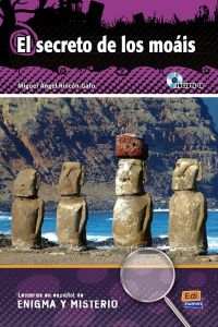 Secreto De Los Moais El Libro (+ Cd) (A2-Β1)