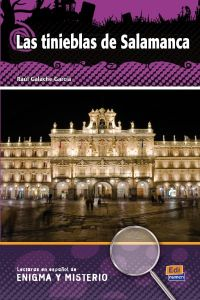 Tinieblas De Salamanca (+Cd) (Α2-Β1)