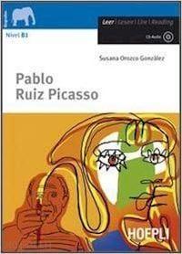 Pablo Ruiz Picasso (+Audio Cd) (B1)