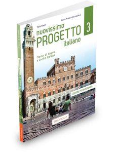 Nuovissimo Progetto italiano 3: Quaderno degli esercizi dell'insegnante (Βιβλίο Ασκήσεων Καθηγητή)