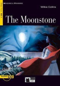 Read & Training: Moonstone (The) & CD (Step Four B2.1)(Mystery & Horror Story)