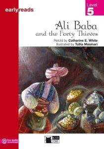 Early Reads (Level 5 - A1): Ali Baba And 40 Thieves & Free Audio Downloads
