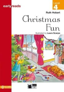 Early Reads (Level 4 - Early A1): Christmas Fun &  Free Audio Downloads