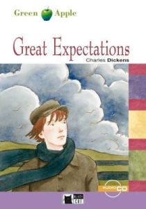 Green Apple: Great Expectations & CD (Step One – A2)(Human Interest Story)
