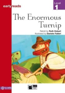 Early Reads (Level 1 - Pre A1): Enormous Turnip &  Free Audio Downloads