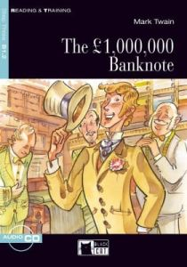 Read & Training: £1,000,000 Bank Note (The) & CD (Step Three B1.2)(Humour & Comedy Story)