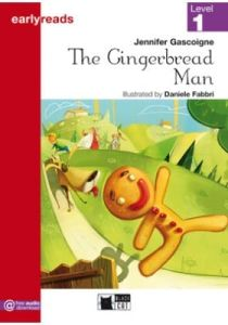 Early Reads (Level 1 – Pre A1): Gingerbread Man & Free Audio Downloads