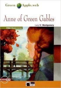 Green Apple: Anne of the green gables& Cd (Starter A1)
