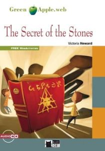Green Apple: Secret Of The Stones & CDRom (Level 1 – Pre A1) (Mystery And Horror Story)