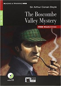 Read & Training: Boscombe Valley Mystery & CD (New)(Step Two B1.1)(Crime Story)