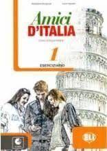 Amici D' Italia 1: Esercizi (& CD) (Βιβλίο Ασκήσεων)