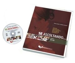 Se ascoltando…: Livelli A1 - A2 (+Audio Cd)
