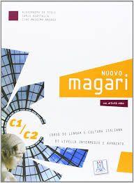 Nuovo Magari C1 + C2:  Libro dello studente & Audio CD (2)