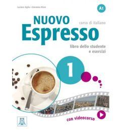 Nuovo Espresso 1: Libro dello studente & Quaderno Degli Esercizi & DVD (2nda Edizione)