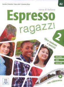 Espresso Ragazzi 2: Libro Studente e Esercizi (+ Cd)