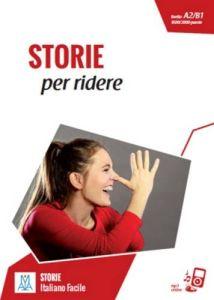 Storie Per Ridere (+ Online Audio) (A2-B1)