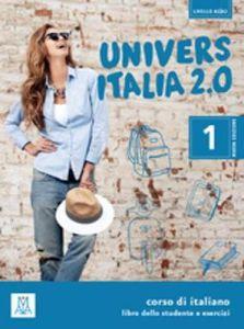 Universitalia 2.0: Libro dello Studente e Esercizi (+ Audio Cd (2)) (A1-A2)