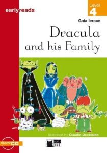Early Reads (Level 4 - Early A1): Dracula And His Family & CD
