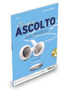 Primo Ascolto-Libro dello studente (+ cd audio). Βιβλίο μαθητή