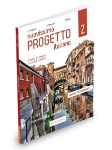 Nuovissimo Progetto italiano 2: Quaderno degli esercizi dell'insegnante (& Audio CD) (Βιβλίο Ασκήσεων Καθηγητή)