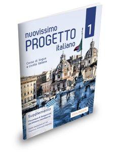 Nuovissimo Progetto Italiano 1: Supplemento (Γλωσσάριο)