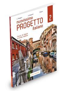 Nuovissimo Progetto Italiano 2: Quaderno Degli Esercizi (Βιβλίο Ασκήσεων & Cd)