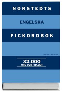 Dictionary English Swedish-Swedish English