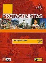 Protagonistas A1: Libro del alumno & CD (Βιβλίο Μαθητή)