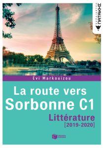 La route vers Sorbonne C1: Litterature (2019-2020)