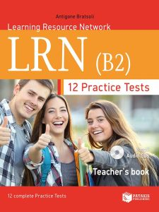 LRN B2 12 Practice Tests: Teacher's Book