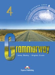 Grammarway 4. English Grammar Book: Greek Edition