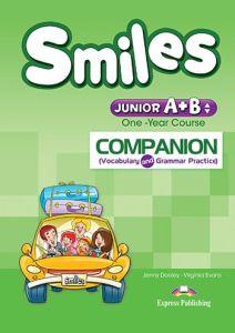 Smiles Junior A+B : Companion (Vocabulary + Grammar Practice)