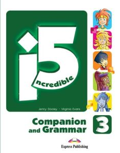 Incredible 5 3: Companion & Grammar Book