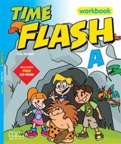 Time Flash A - Workbook & CD