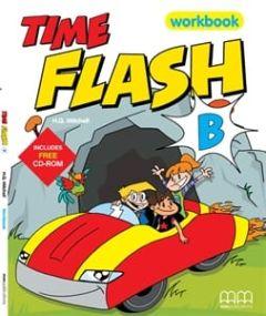 Time Flash B - Workbook & CD