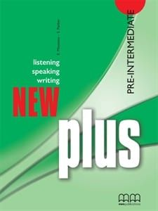 New Plus Pre-Intermediate - Class Cds