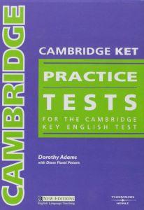 Cambridge Ket Practice Tests Audio Cd'S (3)