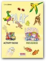 Play And Learn Pre-junior:Activity Book