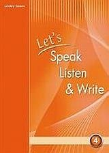 Let's Speak, Listen and Write 4: Student's Book