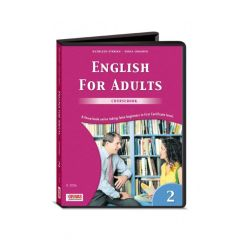 English For Adults 2:  (προσοχή μόνο ακουστικό υλικό) Cd's