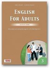 English For Adults 3 Coursebook. (προσοχή μόνο ακουστικό υλικό) Cd'S (8)