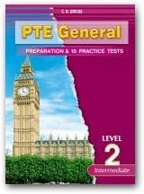 PTE General 2: Preparation and 10 Practice Tests: (προσοχή μόνο ακουστικό υλικό) Cd's