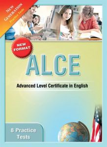New Generation. Alce (8 Practice Tests). New Format.  Companion