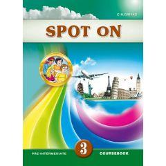 Spot On 3. Βιβλίο Μαθητή + Writing Booklet