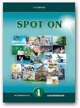 Spot On 4. Coursebook & Writing Booklet (Βιβλίο Μαθητή)