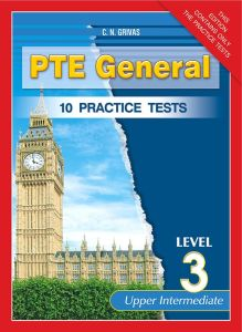 PTE General 3, 10 Practice Tests (Student's Book)
