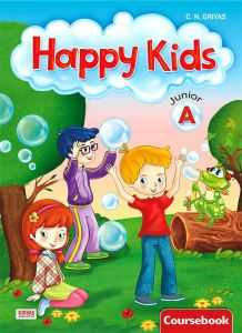 Happy Kids Junior A: Coursebook Set (Student's Book with Happy Kids Starter)