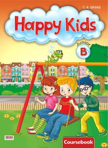 Happy Kids Junior B: Workbook Set (Workbook with Happy Kids Words & Grammar)