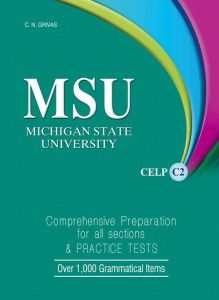 MSU CELP C2 (Preparation and Practice Tests)  (+Free Supplementary Booklet)