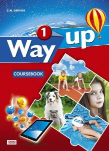 Way Up 1 - Coursebook Set (Student's Book & Writing Booklet)